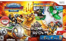 Skylanders SuperChargers - Starter Pack (Wii)