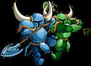Paletas de colores predeterminadas de Custom Knight - Shovel Knight