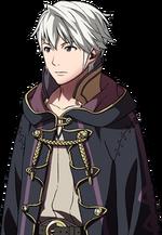 Retrato del aspecto básico de Daraen en Fire Emblem Awakening
