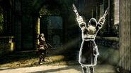 Pose Alabado sea el sol (1) - Dark Souls Remastered