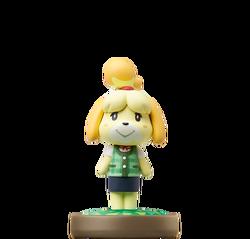 Amiibo Canela (ropa de verano) - Serie Animal Crossing
