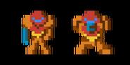 Traje de Samus - Super Mario Maker