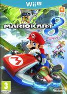 Caja de Mario Kart 8 (Europa)