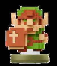 Amiibo Link – The Legend of Zelda - 30 aniversario TLoZ