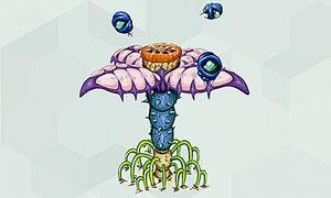 Arte de Metroid II (22) - Metroid Samus Returns