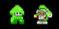 Traje de Inkling calamar - Super Mario Maker