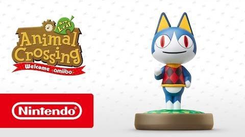 Animal Crossing New Leaf - Welcome amiibo - Fran (Nintendo 3DS)