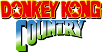 Logo de Donkey Kong Country
