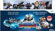 Skylanders SuperChargers - Dark Edition Starter Pack (Wii)