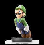Amiibo Luigi - Serie Super Smash Bros.