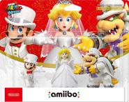 Embalaje europeo del pack Nupcial - Serie Super Mario