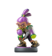 Amiibo Inkling chico (variante purpura) - Serie Splatoon