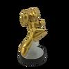 Amiibo Mega Man (Edición oro) - Serie Mega Man