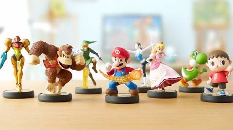 Amiibo × 大乱闘スマッシュブラザーズ for Wii U 紹介映像