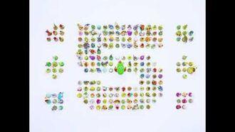 Quinto aniversario amiibo - Instagram Nintendo JP