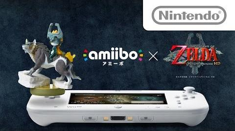 Amiibo × ゼルダの伝説 トワイライトプリンセス HD 紹介映像