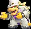 Bowser con traje nupcial en Super Mario Odyssey