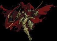 Specter Knight en Shovel Knight Treasure Troves