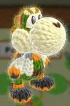Patrón Fox - Yoshi's Woolly World