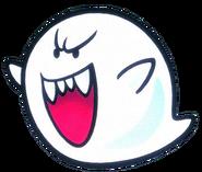 Boo en Super Mario Bros. 3