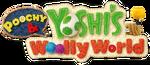 Logo de Poochy & Yoshi's Woolly World
