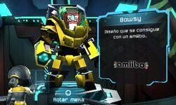 Meka Bowsy - Metroid Prime Blast Ball