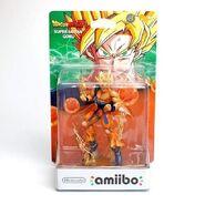 Caja amiibo fanmade Goku