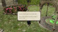 Mensaje de desbloqueo del Sagrado Sepulcro - Fire Emblem Three Houses