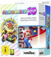 Pack de Mario Party 10 y amiibo de Mario (Europa)