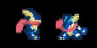 Traje de Greninja - Super Mario Maker