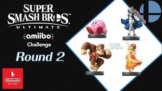 Nintendo NY amiibo Challenge - Round 2