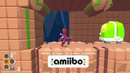 Opción de amiibo en el menú del modo Tournament (2) - Megabyte Punch