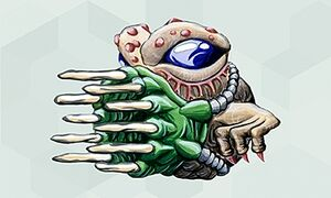 Arte de Metroid II (24) - Metroid Samus Returns