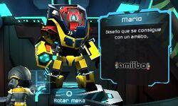 Meka Mario - Metroid Prime Blast Ball