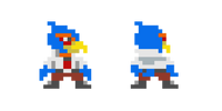 Traje de Falco - Super Mario Maker