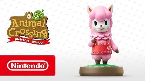 Animal Crossing New Leaf - Welcome amiibo - Paca (Nintendo 3DS)