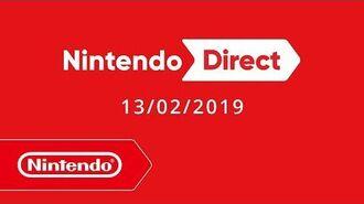 Nintendo Direct - 13 de febrero de 2019