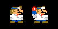 Traje de Dr. Mario - Super Mario Maker