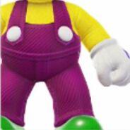 Traje de Wario - Super Mario Odyssey