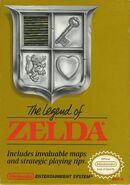 Caja de The Legend of Zelda