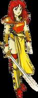 Artwork Celica - Fire Emblem Gaiden
