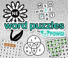 Logo Word Puzzles by POWGI