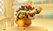 Puzzle Bowser - Picross 3D Round 2