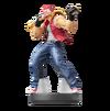 Amiibo Terry - Serie Super Smash Bros.