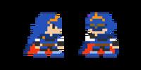 Traje de Lucina - Super Mario Maker