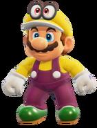 Conjunto de Wario - Super Mario Odyssey