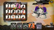 Detalle de la parte trasera de la tecnobota - Splatoon 2