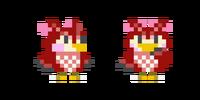 Traje de Estela (Aninal Crossing) - Super Mario Maker