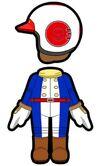Atuendo de Toad - Mario Kart 8