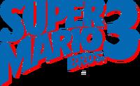 Logo de Super Mario Bros. 3